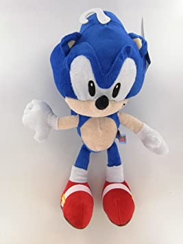 Peluche Sonic The Hedgehog 30 cm, Sonic