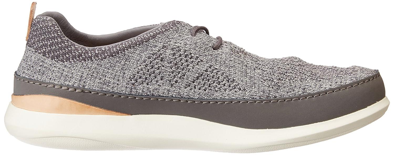 grey Gris Amazon Homme Clarks Eu Run Pitman Sneakers 45 Basses xwRqFSA1