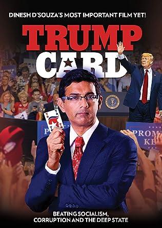 Amazon.com: Trump Card: Dinesh D