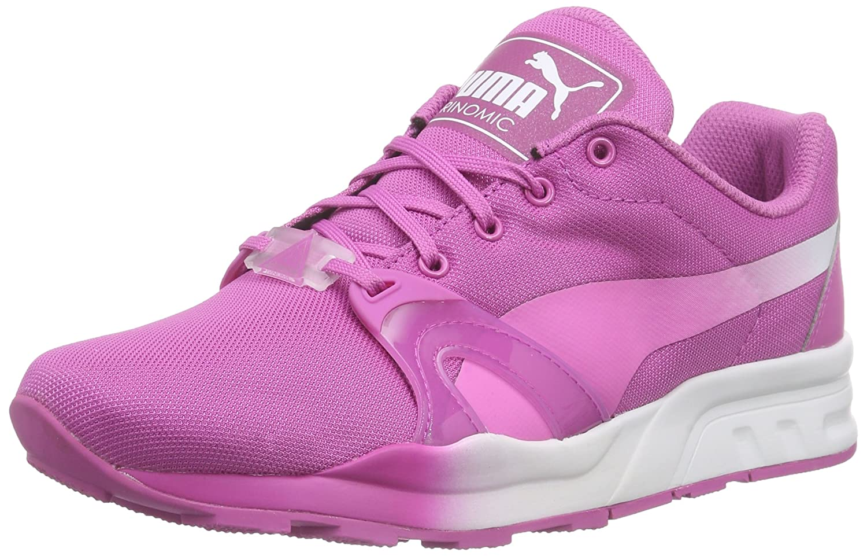 Puma XT S Jr - Zapatilla Baja Unisex Niños 37.5 EU|Pink (Phlox Pink-phlox Pink 03)