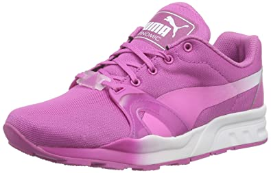 meet 9a77a 9afda Puma XT S Jr, Baskets Basses Mixte Enfant, Rose Phlox Pink 03, 38