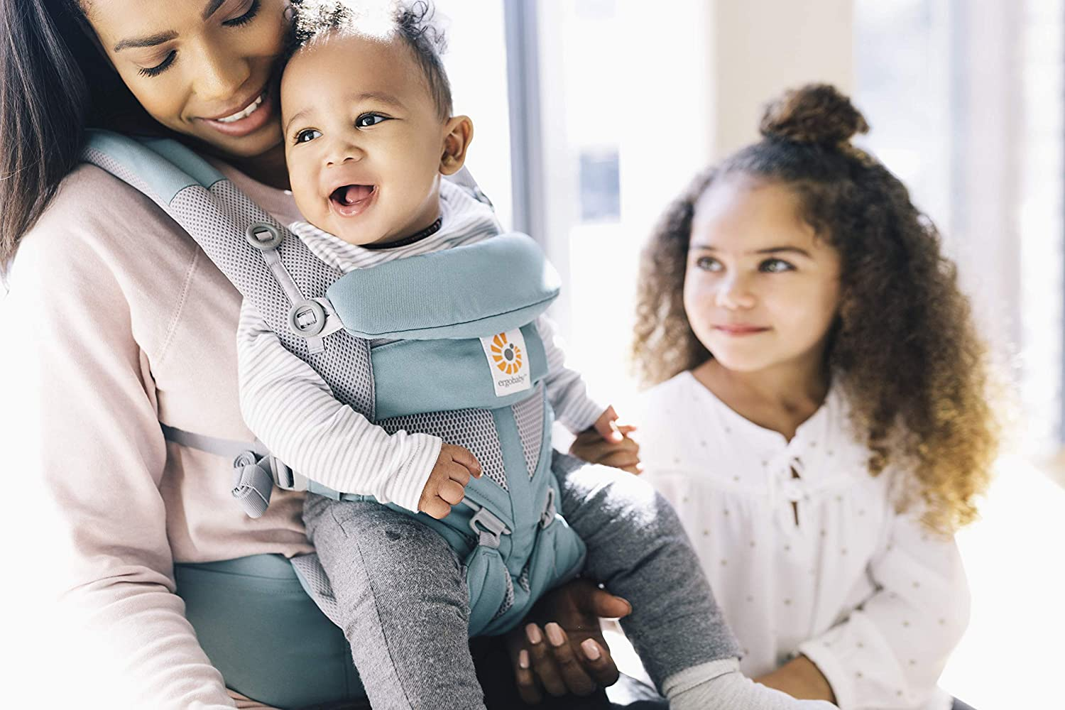 Omni 360 All Carry Positions Baby Carrier Ergobaby Carrier Starry Sky
