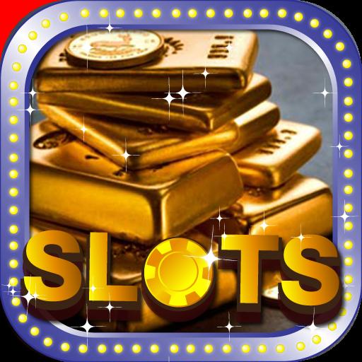 Slots Fiesta - Casino Gold Rush Deluxe