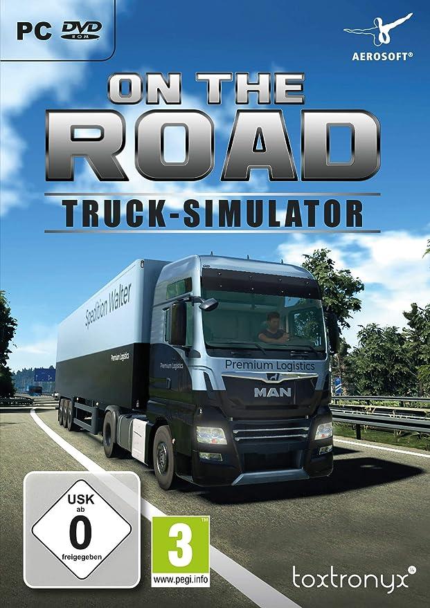 Truck Simulator - On the Road: Amazon.es: Videojuegos