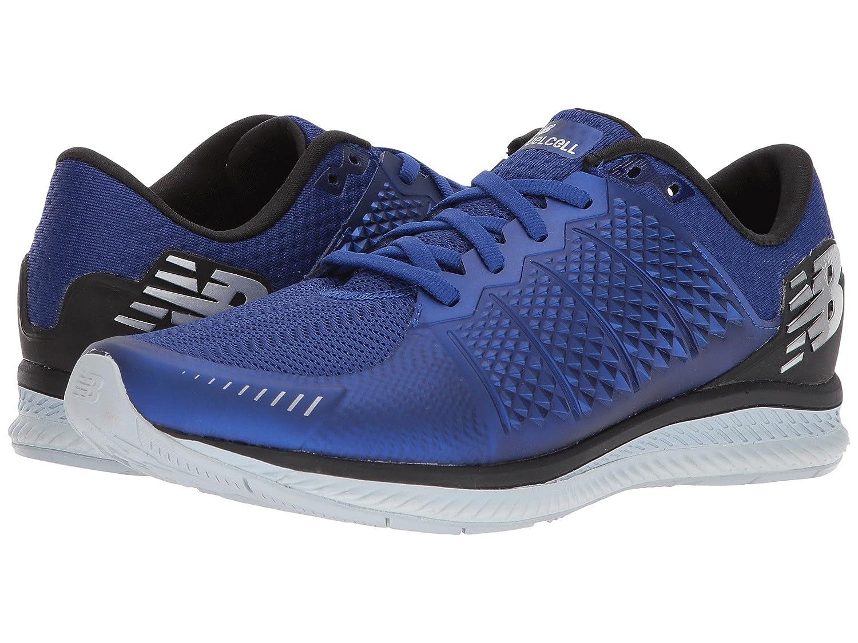 (ニューバランス) New Balance メンズランニングシューズスニーカー靴 Fuelcell v1 Deep Pacific/Black 7.5 (25.5cm) D - Medium B07BQHLXBX