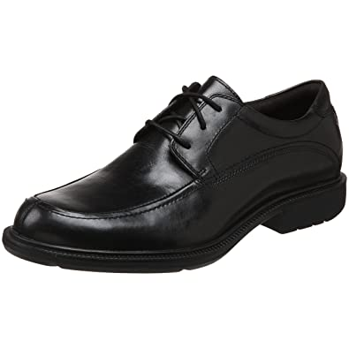 Rockport Men's Wanigan Moc-Toe Oxford,Black,9.5 ...