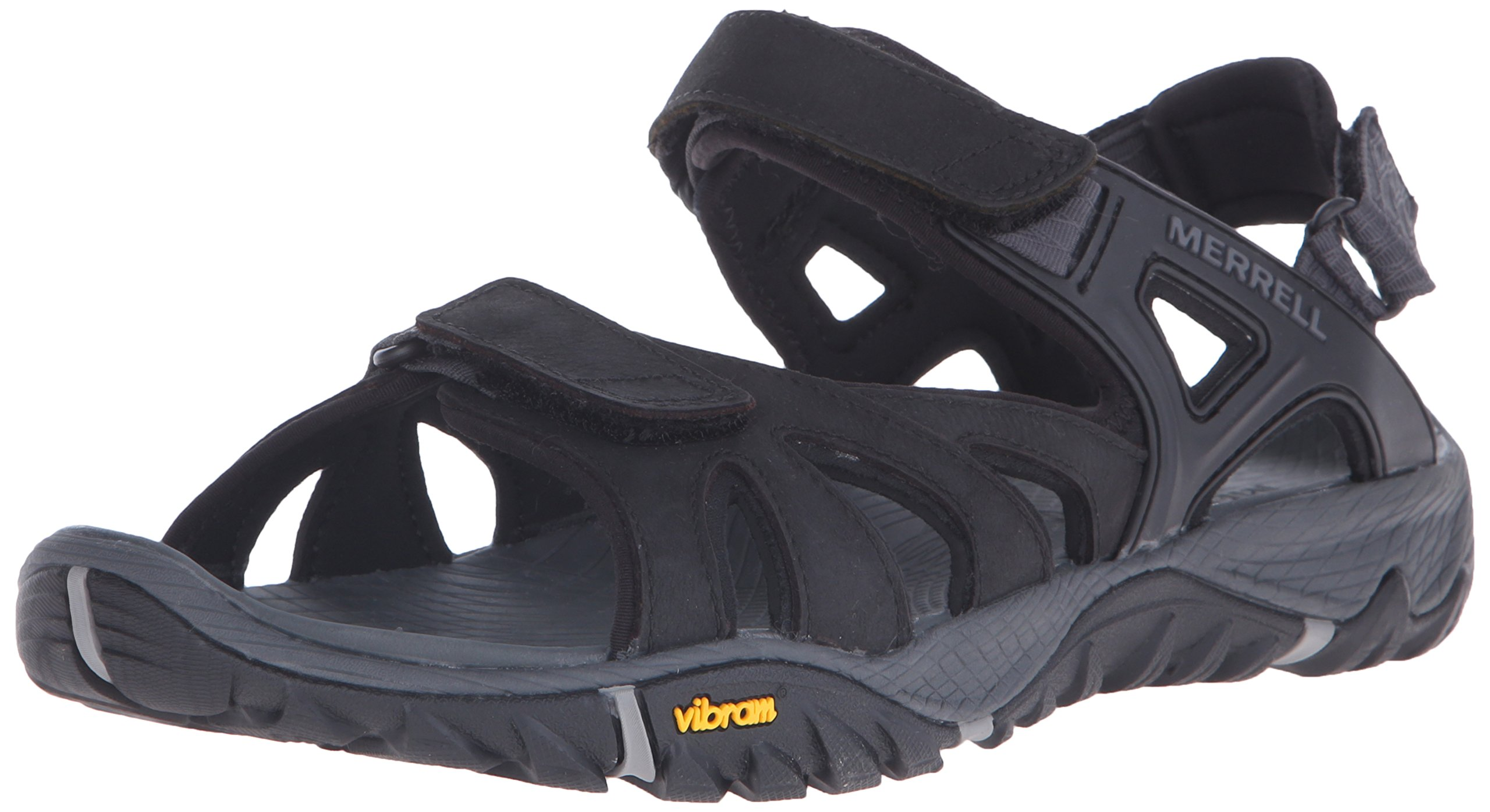 Merrell Men's All Out Blaze Sieve Convertible Water Sandal, Black, 10 M US