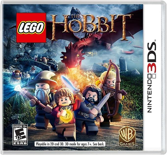 Warner Bros LEGO The Hobbit, 3DS - Juego (3DS, Nintendo 3DS, Aventura, E10 + (Everyone 10 +)): Amazon.es: Videojuegos