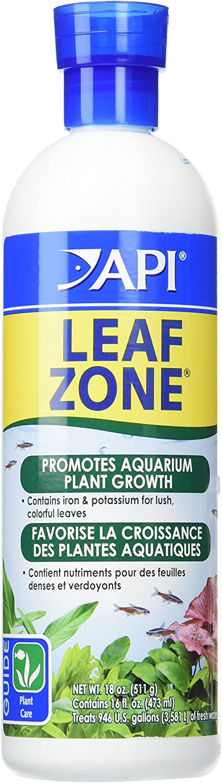 API Leaf Zone Aquarium Plant Food, 32-Ounce