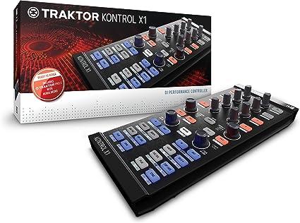 Amazon.com: Native Instruments Traktor Pro 2.5 Kontrol X1 ...