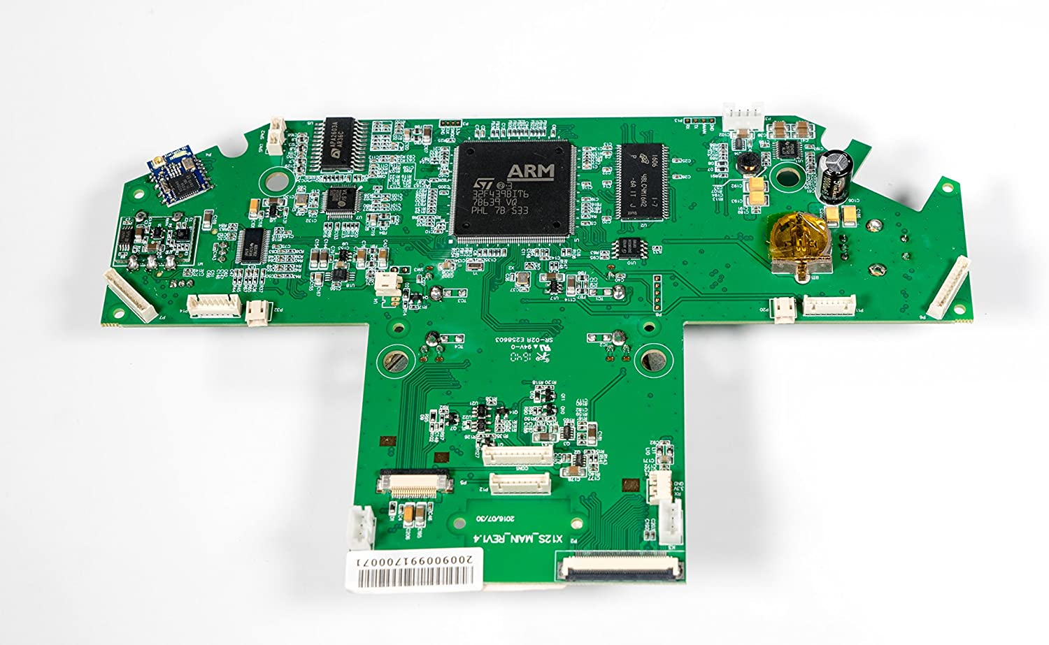 with BT and 6 Axis FrSky Transmitter Horus X12S Mainboard