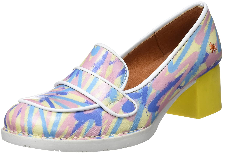 TALLA 39 EU. ART 0079f Fantasy Bristol, Zapatos de tacón con Punta Cerrada para Mujer