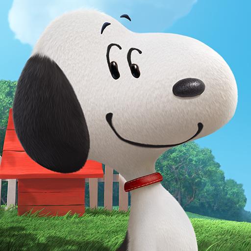 Peanuts: Snoopy's Town Tale (New Peanuts)