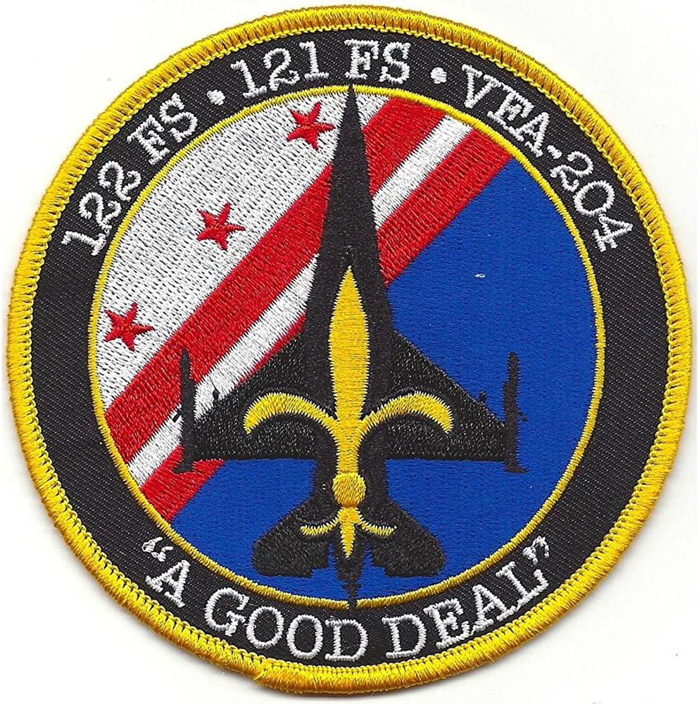 121st Fighter Squadron Patch United States Air Force USAF