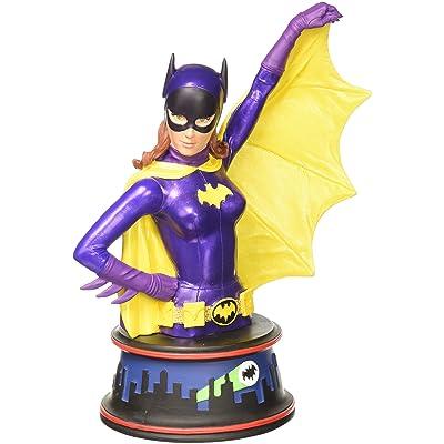DIAMOND SELECT TOYS Batman 1966 Classic TV Series: Batgirl Resin Bust: Toys & Games