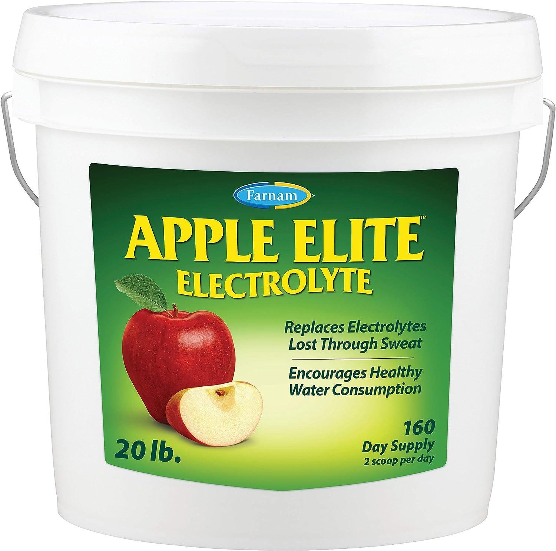 Farnam Apple Elite Electrolyte, 20 lbs