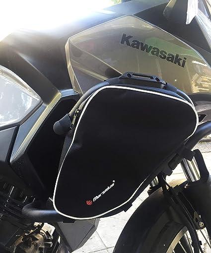 Bolsas para defensas de Motor Givi/Kappa Kawasaki Versys 300 ...