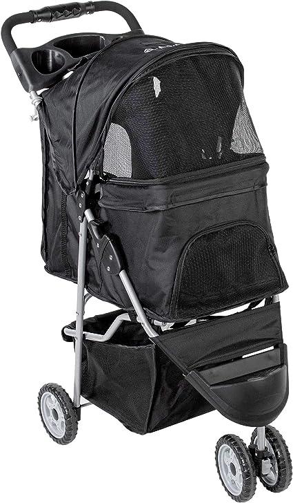 VIVO Three Wheel Pet Stroller - Reliable Stroller