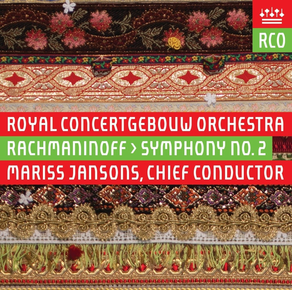 Rachmaninoff: Symphony No. 2 by Rco Live Holland