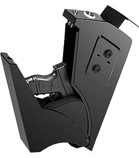 Amazon Com Home Self Defense Weapon Car Gun Holster Safe Smith