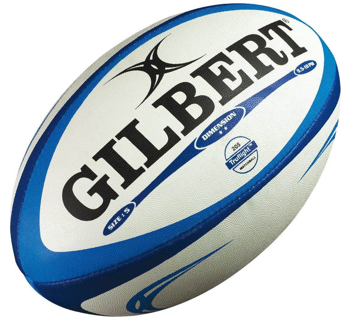 Gilbert Dimensión balón Tamaño 5 sólo (9-10 psi): Amazon.es ...