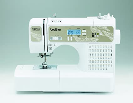 Amazon Brother SQ40 Computerized Sewing And Quilting Machine Mesmerizing Brother Sewing Machine Table