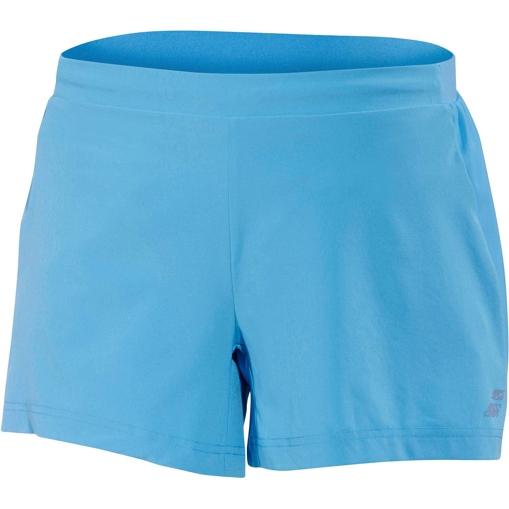 Babolat Womens Performance Lightweight Tennis Short, Horizon Blue (X-Small)