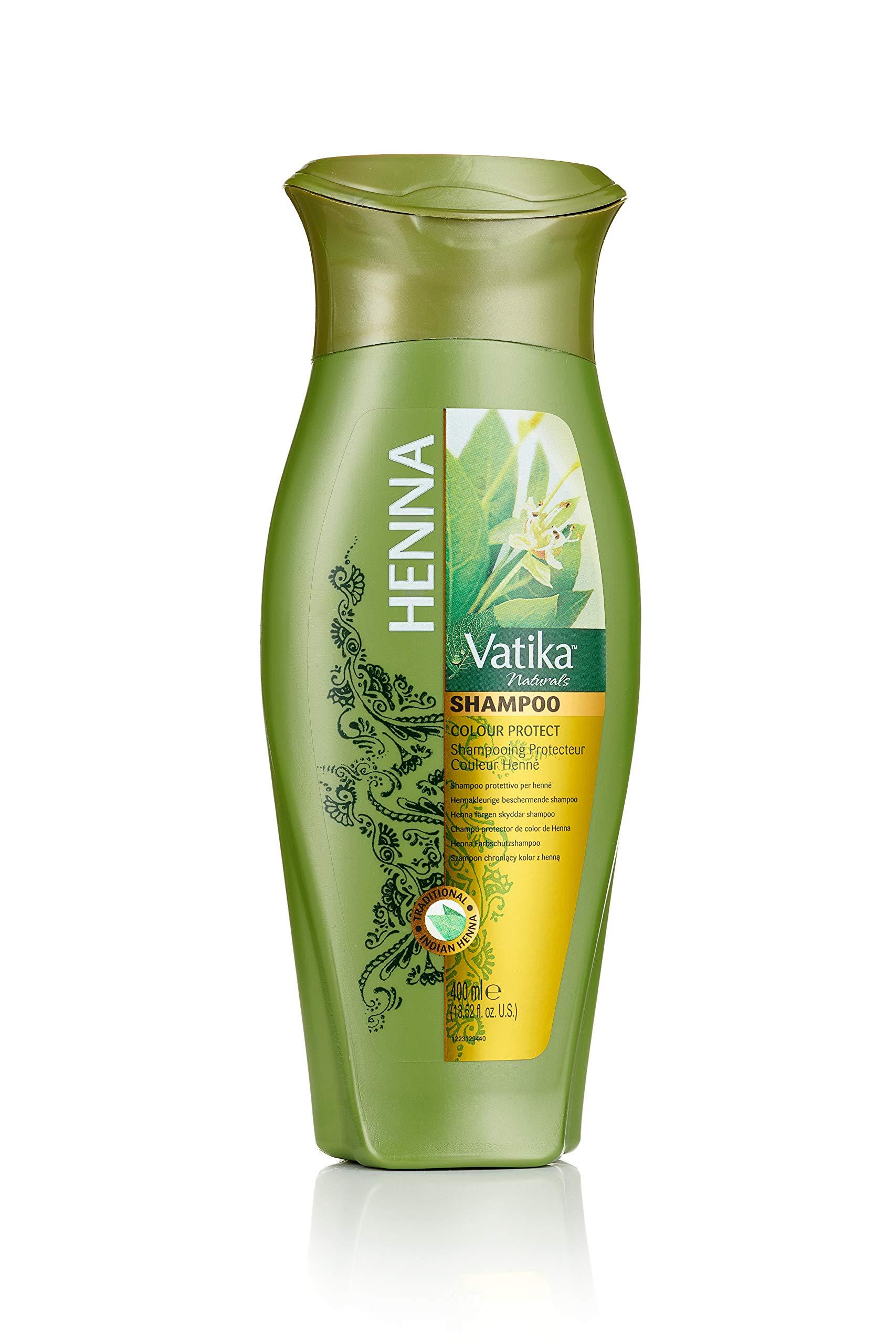 Dabur Vatika Shampoo Henna 400ml