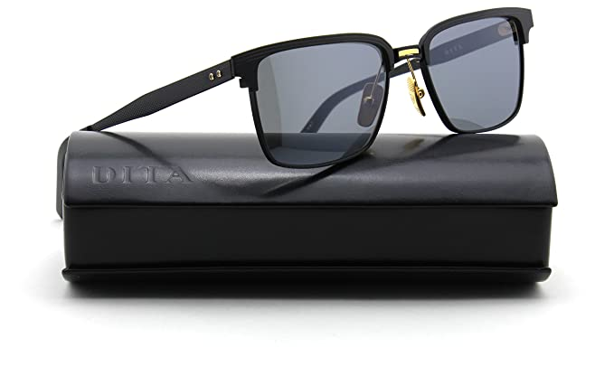 db46e4fd13ae Image Unavailable. Image not available for. Colour  Dita ARISTROCRAT Sunglasses  Matte Black on Black DRX2076-C