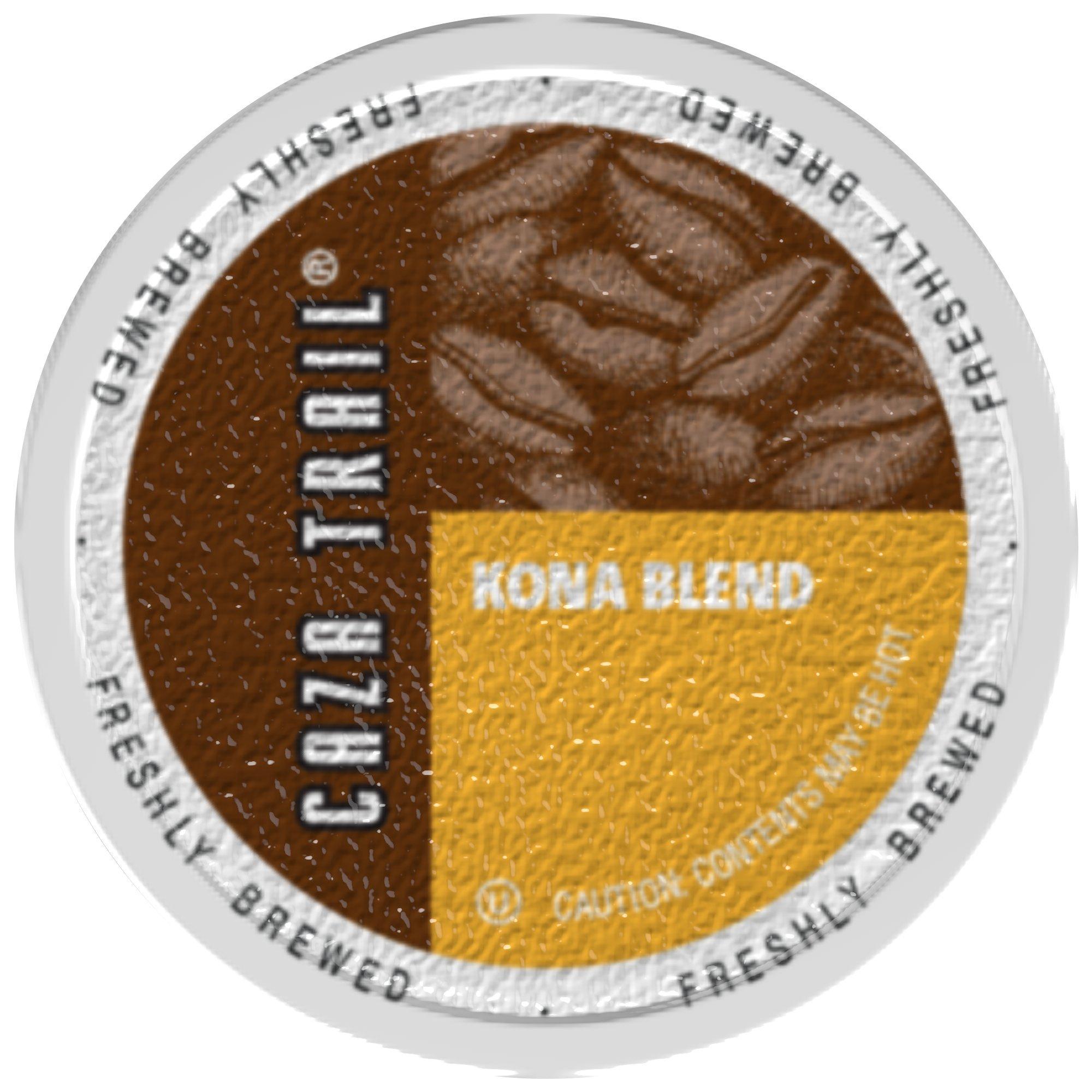 Caza Trail Coffee, Kona Blend, 100 Single Serve Cups by Caza Trail (Image #3)