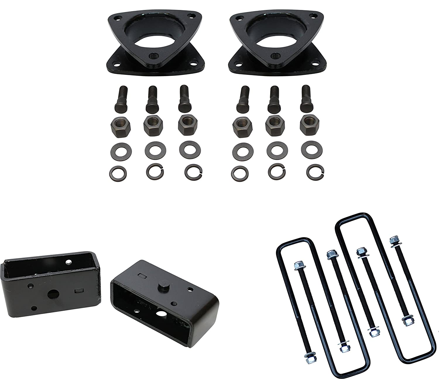 Freedom Offroad 1995-2004 Tacoma 3' + 2' Suspension Leveling Lift Kit