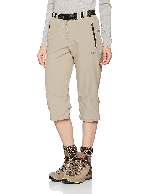 CMP 3T51346/Pantalon Convertible Femme