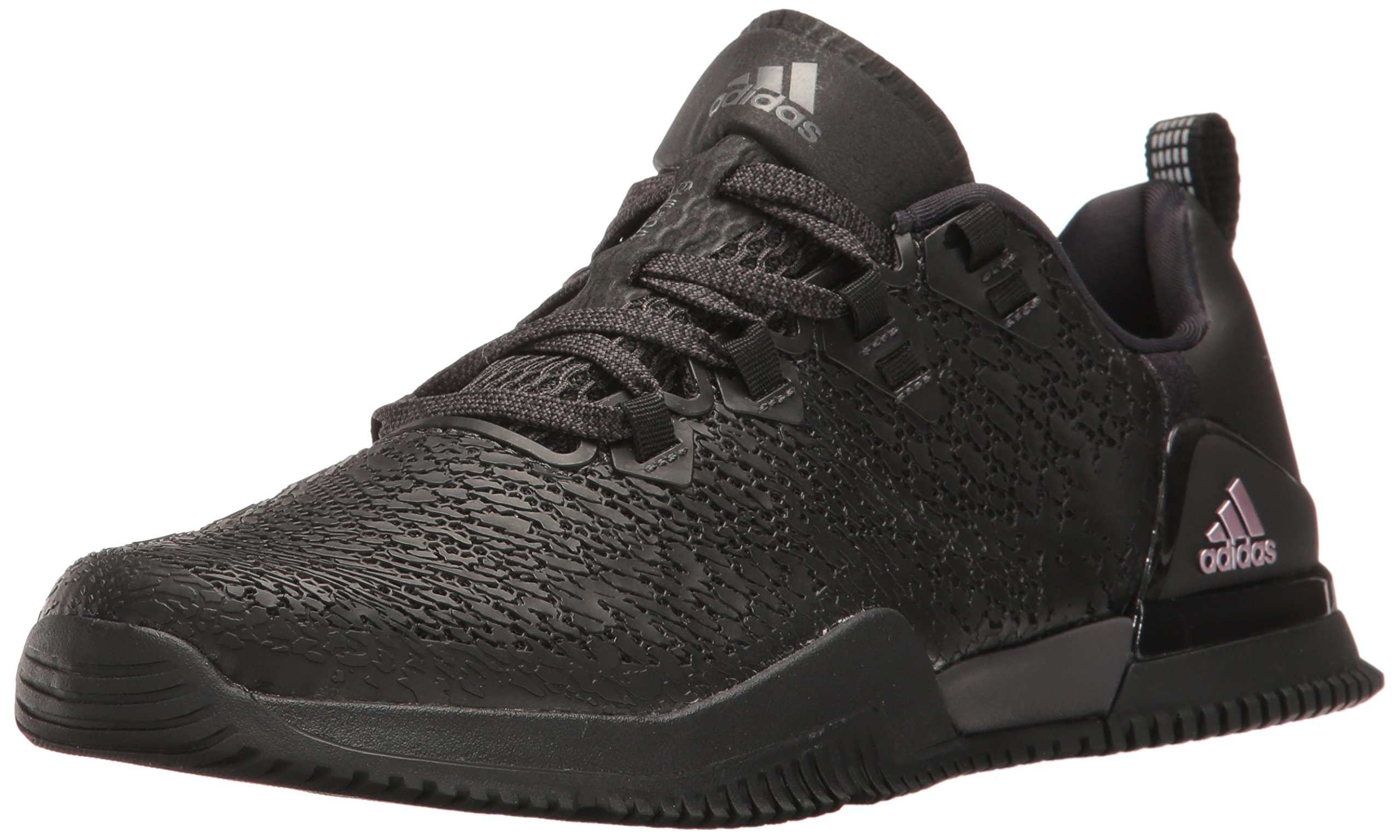 adidas Performance Women's Shoes | Crazypower TR Cross-Trainer, Utility Black/Vapour Grey/Black, (7 M US)