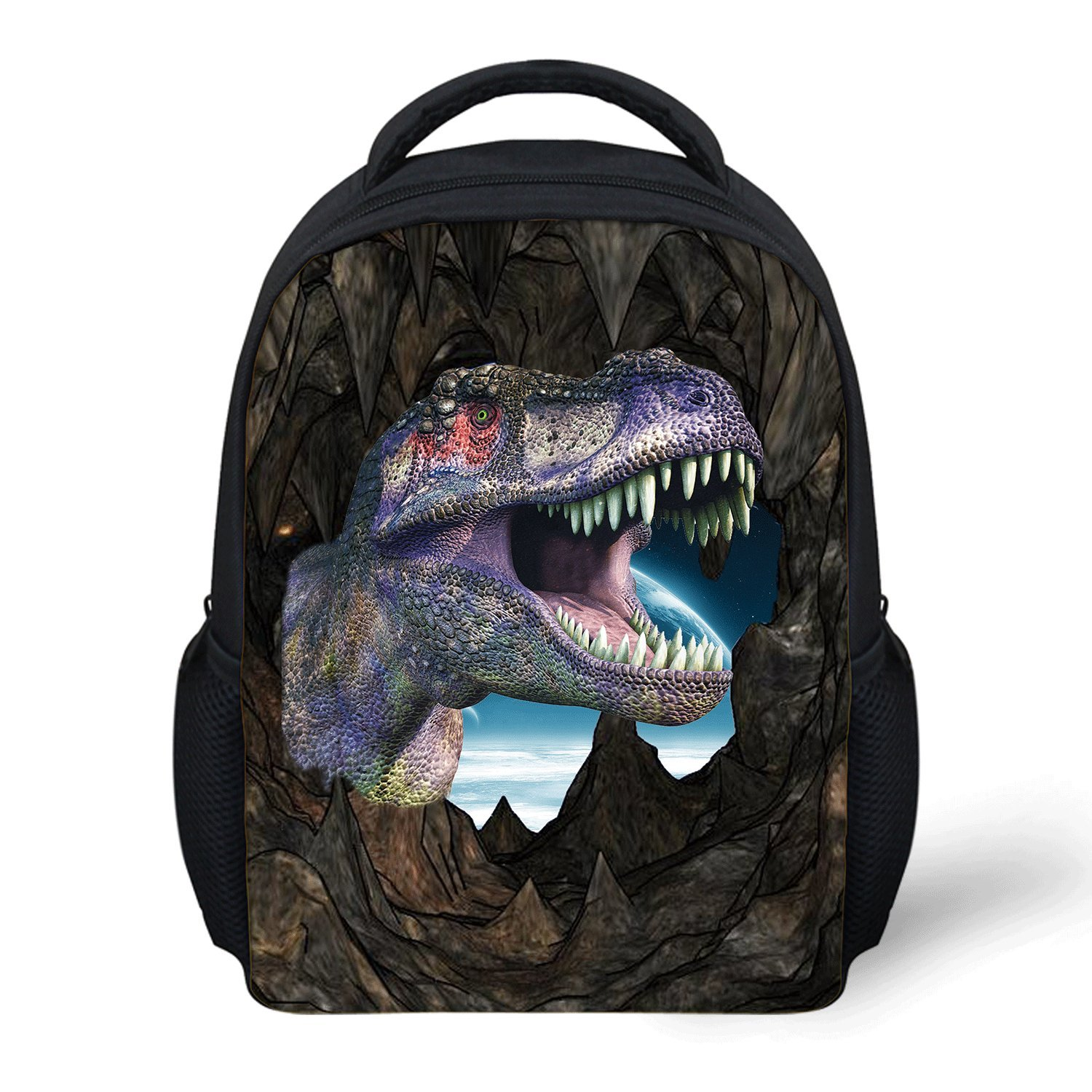Channel Five dinosaur Small School kids backpack for toddler preschool bags