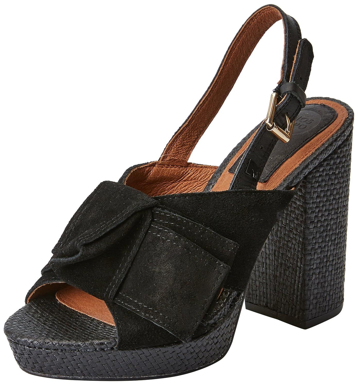 GIOSEPPO 44086, Zapatos de tacón con Punta Abierta para Mujer