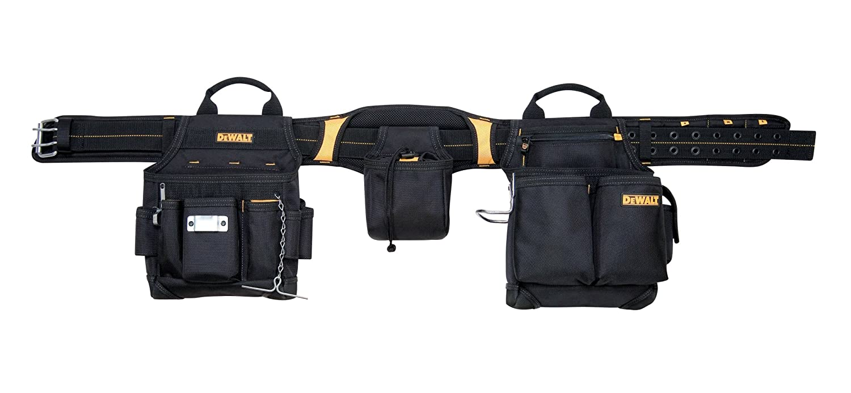 dewalt dg5690 20pocket combo tool belt dewalt tool pouch amazoncom