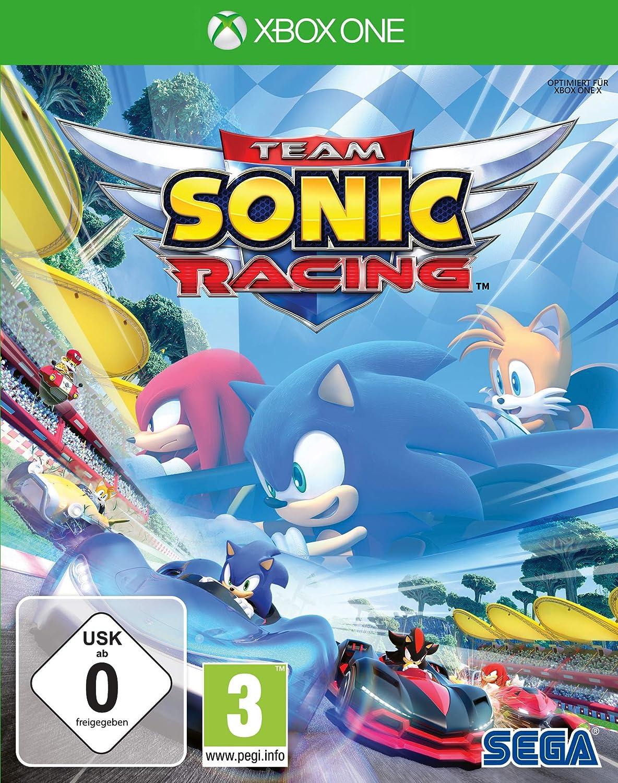 Team Sonic Racing (XONE): Amazon.es: Videojuegos