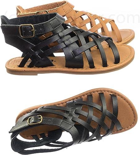 Vintage Men/'s gladiator close tor strap fisherman sandal casual dress shoes Size