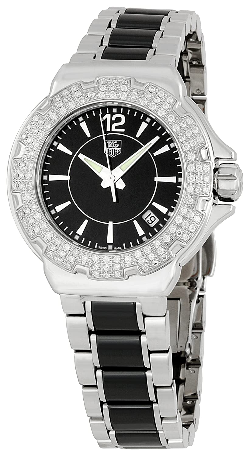 Tag Heuer Women 's wah1214ba0859 Formula 1 Ceramic Watch B004HGCQKK