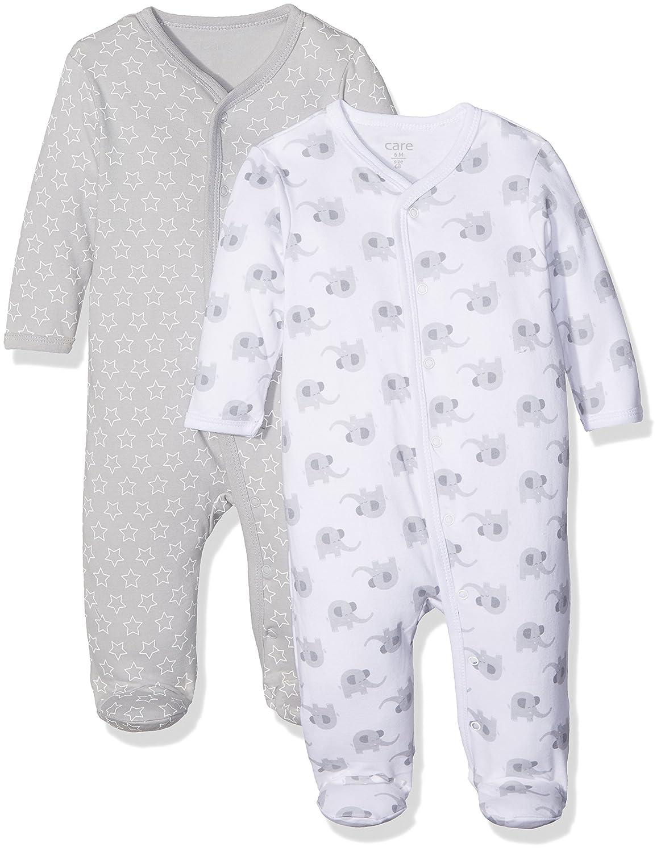 Pack de 2 Care Pijama Unisex beb/é