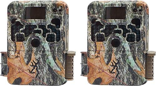 2 Browning STRIKE FORCE HD 850 Micro Trail Game Camera 16MP BTC5HD850