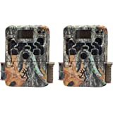 Browning Trail Cameras Strike Force 850 16MP Game Camera, 2 Pack   BTC-5HD-850
