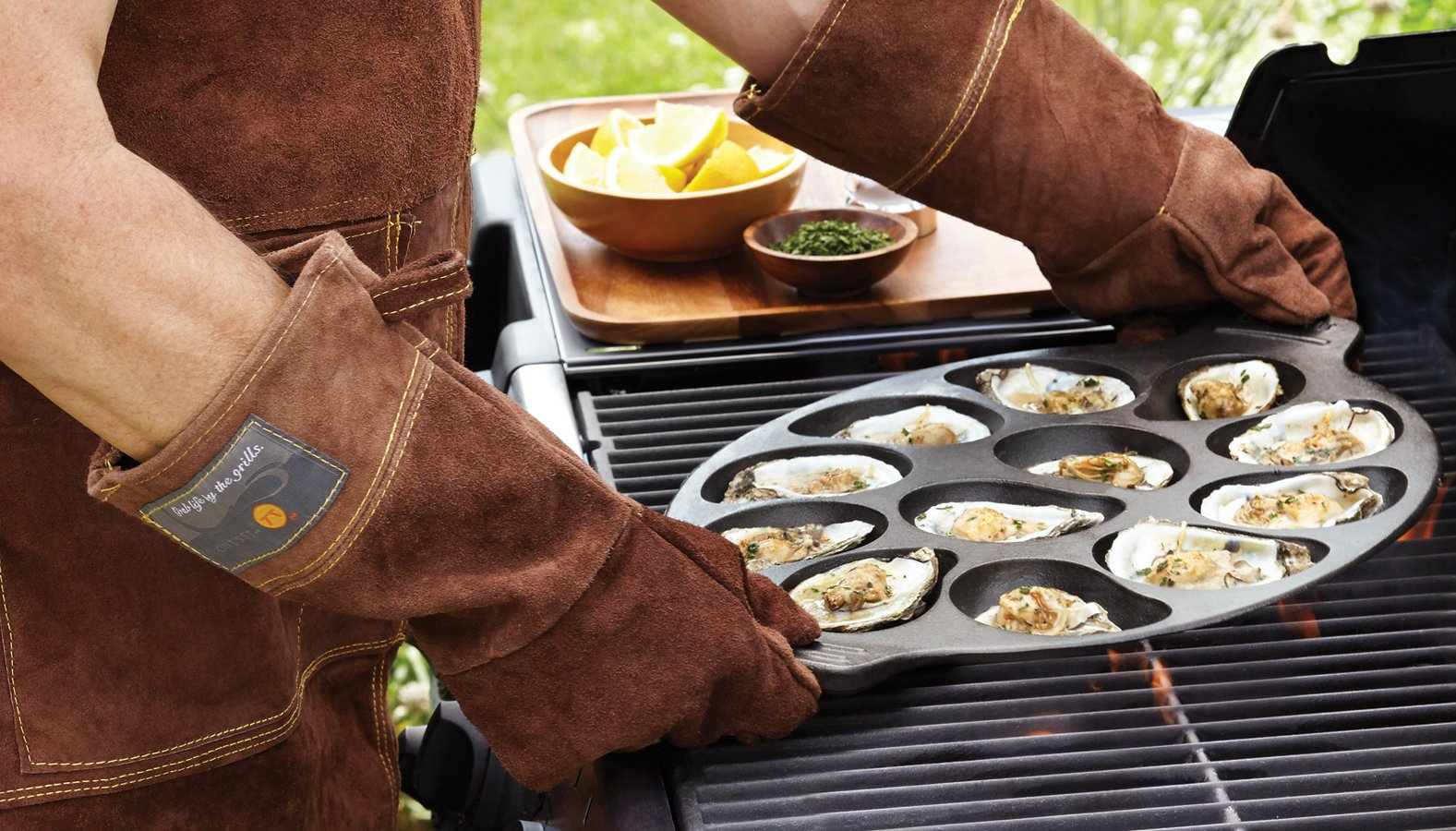 Outset 76225 Oyster Grill Pan by Outset (Image #2)