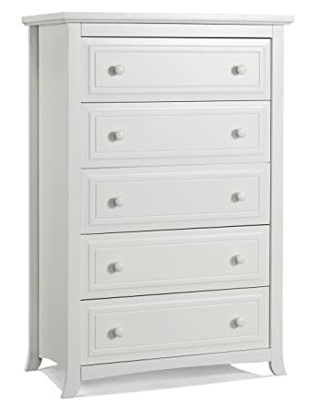 Amazon.com : Graco Kendall 5 Drawer Chest, White : Baby