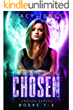 Chosen Series Collection: A Sci-fi Alien Romance Series Books 1-3