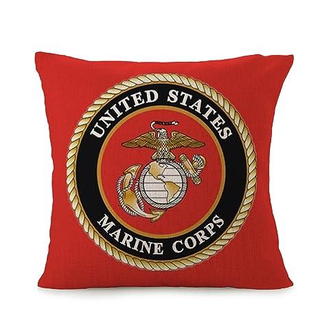 Amazon.com: Infantería de Marina de bayyon casa decorativa ...