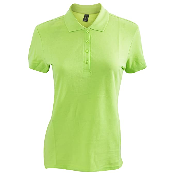 Lady-Fit Premium Poloshirt XXL 18,Forest Green
