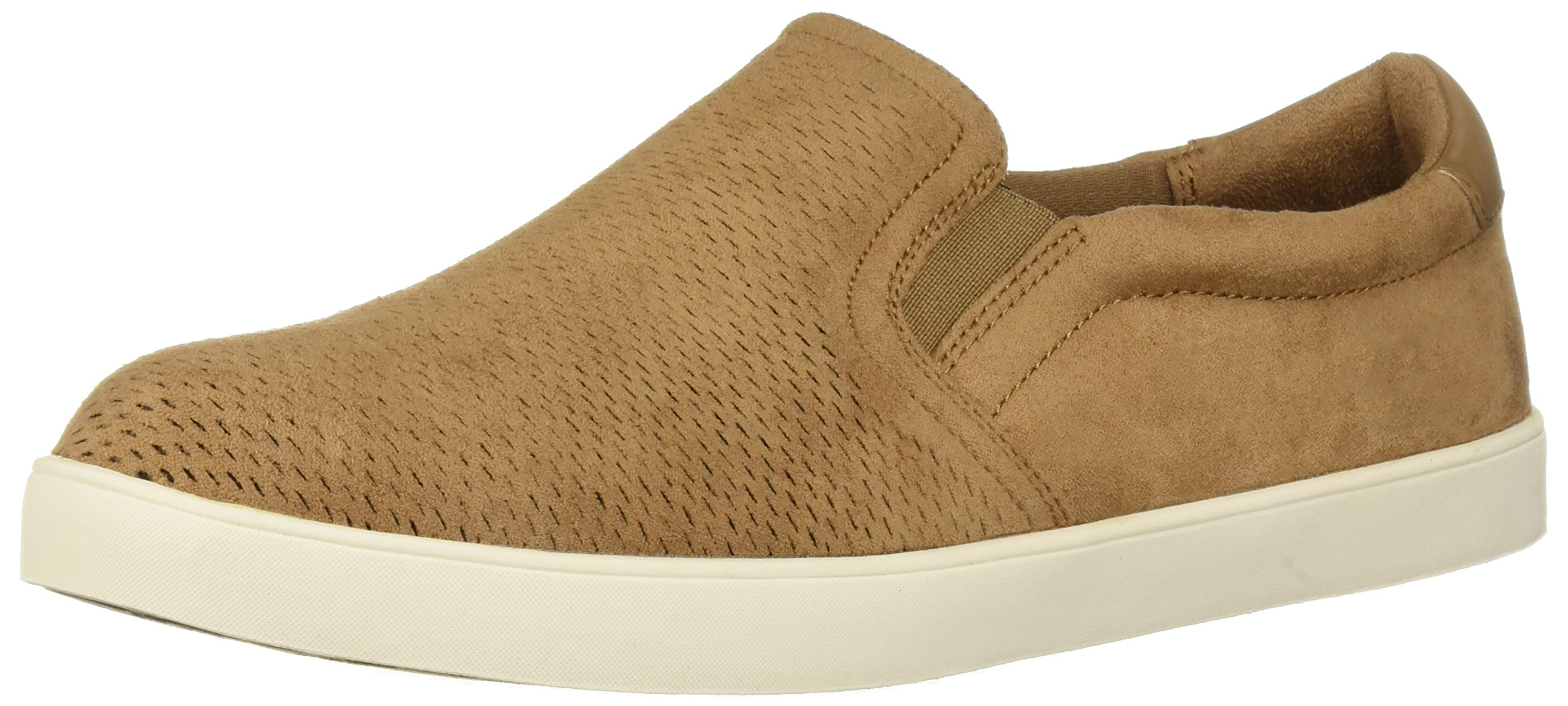 Dr. Scholl's Shoes Women's Madison Sneaker, Toasted Coconut Cool Microfiber, 11 M US