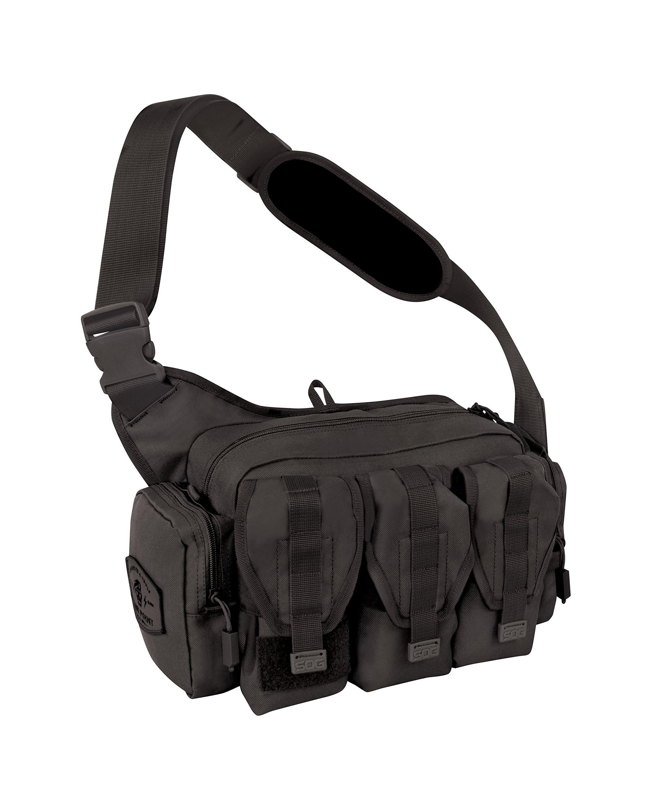 SOG Responder Bag, 11.5-Liter Storage