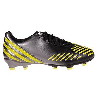 adidas Predator Absolado LZ TRX FG Kids Football Boot Black  Amazon.co.uk   Shoes   Bags 132155d421240